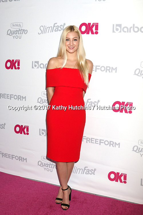 LOS ANGELES - MAY 17:  Ava Sambora at the OK! Magazine Summer Kick-Off Party at the W Hollywood Hotel on May 17, 2017 in Los Angeles, CA