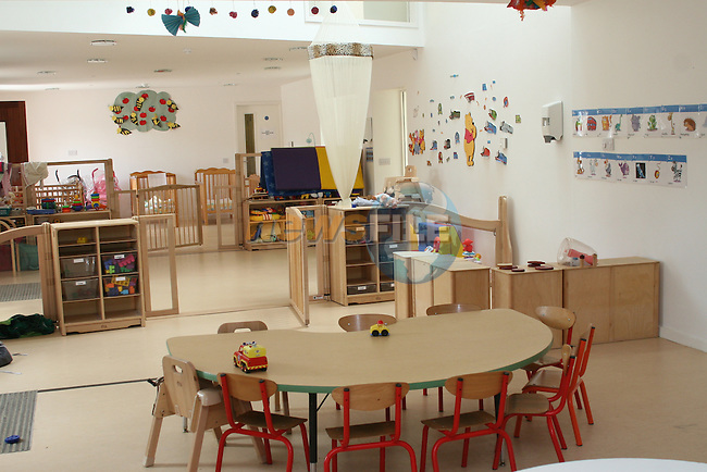 Childcare Facilities at the Lifestyle Development Centre in Ballsgrove...Photo NEWSFILE/Jenny Matthews.(Photo credit should read Jenny Matthews/NEWSFILE)....This Picture has been sent you under the condtions enclosed by:.Newsfile Ltd..The Studio,.Millmount Abbey,.Drogheda,.Co Meath..Ireland..Tel: +353(0)41-9871240.Fax: +353(0)41-9871260.GSM: +353(0)86-2500958.email: pictures@newsfile.ie.www.newsfile.ie.FTP: 193.120.102.198.