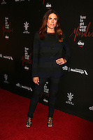 Karla Souza<br /> at the &quot;How To Get Away With Murder&quot; Season 3 Premiere Screening, Pacific Theater at The Grove, Los Angeles, CA 09-20-16<br /> David Edwards/DailyCeleb.com 818-249-4998