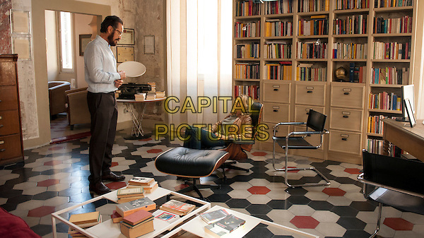 Marco Giallini<br /> in Tutta colpa di Freud (2014) <br /> *Filmstill - Editorial Use Only*<br /> CAP/NFS<br /> Image supplied by Capital Pictures