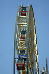 FERRIS WHEEL AT PARADISE PIER DISNEY CALIFORNIA ADVENTURE