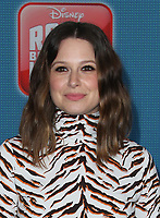 05 November 2018 - Hollywood, California - Katie Lowes &quot;Ralph Breaks The Internet&quot; Los Angeles Premiere held at El Capitan Theater. <br /> <br /> CAP/ADM/FS<br /> &copy;FS/ADM/Capital Pictures