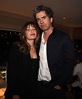 "LOS ANGELES, CA - APRIL 2: Rachel Keller and Hamish Linklater attend the party for the season two premiere of FX's ""Legion"" at the Soho House on April 2, 2018 in Los Angeles, California. (Photo by Frank Micelotta/FX/PictureGroup)"