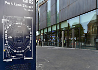 The Club Shop opens at Tottenham Hotspur Stadium at High Road (White Hart Lane), London, England on 23 October 2018. Photo by Vince  Mignott.