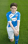 St Johnstone Academy Under 15&rsquo;s&hellip;2016-17<br />Andrew McKenzie<br />Picture by Graeme Hart.<br />Copyright Perthshire Picture Agency<br />Tel: 01738 623350  Mobile: 07990 594431