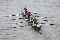 Crew: 155   Leeds University     A<br /> <br /> Eights Head of the River (HoRR) 2018<br /> <br /> To purchase this photo, or to see pricing information for Prints and Downloads, click the blue 'Add to Cart' button at the top-right of the page.
