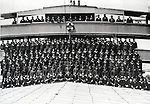 1939, Japan - Imperial Japanese Naval Academy was a school established to train officers for the Imperial Japanese Navy. (Photo by Kingendai Photo Library/AFLO)