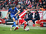 01.12.2018, Stadion an der Wuhlheide, Berlin, GER, 2.FBL, 1.FC UNION BERLIN  VS.SV Darmstadt 98, <br /> DFL  regulations prohibit any use of photographs as image sequences and/or quasi-video<br /> im Bild Marcel Hartel (1.FC Union Berlin #7), Serdar Dursun (Darmstadt #19)<br /> <br /> <br />      <br /> Foto &copy; nordphoto / Engler