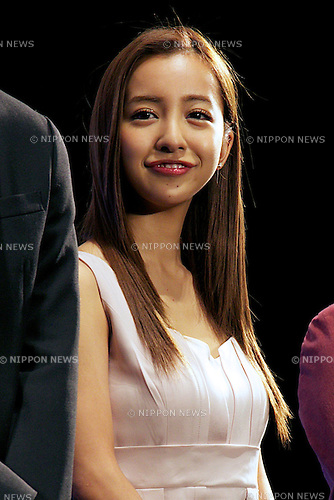 "Tomomi Itano, Oct 29, 2014 : Tokyo, Japan : Actress Tomomi Itano attends the world premiere event of the movie ""The Nutcracker"" at TOHO CINEMAS in Roppongi on October 29, 2014, Tokyo, Japan. The 27th Tokyo International Film Festival which is the biggest cinematic festival in Tokyo has been held from October 23 to 31. (Photo by Rodrigo Reyes Marin/AFLO)"