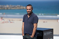 Director Cedric Khan presents the film: 'Wild Life' during the 62st San Sebastian Film Festival in San Sebastian, Spain. September 26, 2014. (ALTERPHOTOS/Caro Marin) /NortePhoto.com