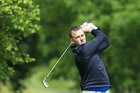 Eoghan Long on the 2nd tee during Round 4 of the Connacht Stroke Play Championship 2019 at Portumna Golf Club, Portumna, Co. Galway, Ireland. 09/06/19<br /> <br /> Picture: Thos Caffrey / Golffile<br /> <br /> All photos usage must carry mandatory copyright credit (© Golffile | Thos Caffrey)