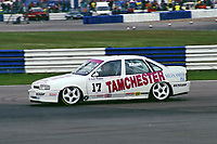 Round 1 of the 1993 British Touring Car Championship. #17 Ian Khan (GBR). Tamchester Team Maxted. Vauxhall Cavalier GSi.