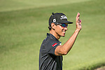 Rafael Cabrera Bello of Spain at the 10th hole during the 58th UBS Hong Kong Golf Open as part of the European Tour on 08 December 2016, at the Hong Kong Golf Club, Fanling, Hong Kong, China. Photo by Vivek Prakash / Power Sport Images