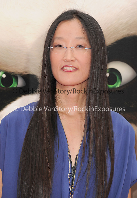 Jennifer Yuh Nelson at The Dreamworks Animation L.A. Premiere of Kung Fu Panda 2 held at The Grauman's Chinese Theatre in Hollywood, California on May 22,2011                                                                               © 2011 Hollywood Press Agency