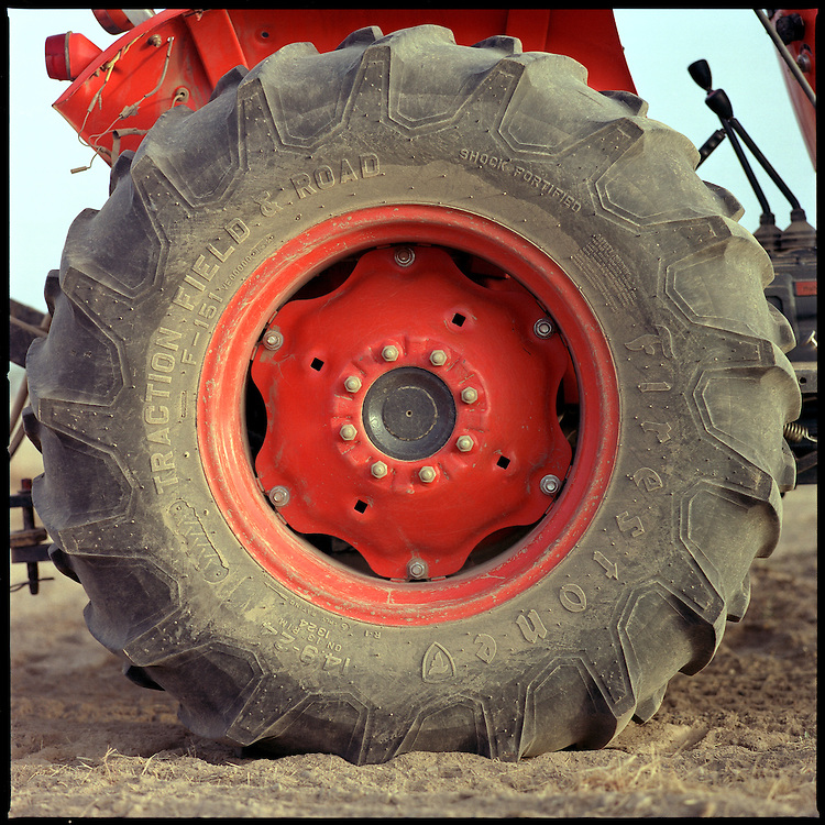Big Red Tire