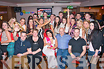 18TH CELEBRATION: Shannon Hannafin, Ballyvelly, Tralee (seated centre) had a fab time celebrating her 18th birthday last Saturday night in the Abbey Inn, Tralee surrounded by many friends and family.