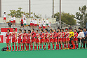 Women's Japan National Team Group (JPN), .APRIL 25, 2012 - Hockey : .2012 London Olympic Games Qualification World Hockey Olympic Qualifying Tournaments, match between .Japan Women's 7-0 Austria Women's .at Gifu prefectural Green Stadium, Gifu, Japan. (Photo by Akihiro Sugimoto/AFLO SPORT) [1080]