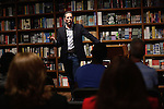 """CORAL GABLES, FL - MARCH 04: Author Alex Malley discusses and signs copies of his book """"The Naked CEO"""" at Books and Books on Wednesday March 4, 2015 in Coral Gables, Florida. ( Photo by Johnny Louis / jlnphotography.com )"""