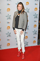 Julia Kendall<br /> arrives for the Good Morning Britain Health Star Awards 2016 at the Park Lane Hilton, London<br /> <br /> <br /> &copy;Ash Knotek  D3107 14/04/2016