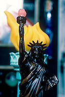 1985-1986, New York City, New York: Statue of Liberty Merchandising