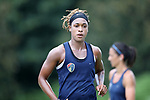 CARY, NC - JULY 11: Jessica McDonald. The North Carolina Courage held a training session on July 11, 2017, at WakeMed Soccer Park Field 6 in Cary, NC.