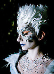 English National Ballet. Snow Queen. World Premiere. Choreographer: Michael Corder. watching from the wings