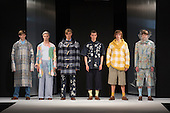 "Collection by Holly Cooney, UCA Epsom. Runway show ""Best of Graduate Fashion Week 2015"". Graduate Fashion Week takes place from 30 May to 2 June 2015 at the Old Truman Brewery, Brick Lane."