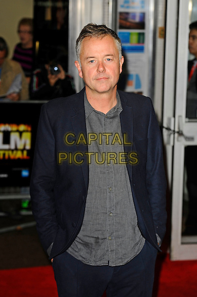 LONDON, ENGLAND - OCTOBER 18: Michael Winterbottom attends 'The Face Of An Angel' Screening at the 58th BFI London Film Festival at Odeon West End Cinema, Leicester Square on October 18, 2014 in London, England.<br /> CAP/MAR<br /> &copy; Martin Harris/Capital Pictures