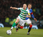 08.11.2019 League Cup Final, Rangers v Celtic: Scott Brown and James Tavernier