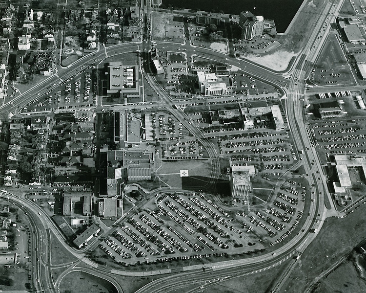 1979 January 30..Redevelopment.Atlantic City (R-1)..EVMS Medical School Campus.View looking East.1:47 - 1:50..NEG#.NRHA#..