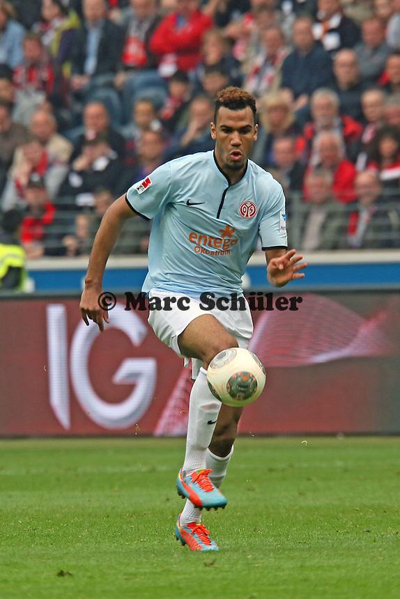 Eric-Maxim Choupo Moting (Mainz) - Eintracht Frankfurt vs. 1. FSV Mainz 05