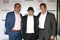 LOS ANGELES - SEP 29:  Carl Cafaro, Ron Truppa, Charlie Jones at the Catalina Film Festival - September 29 2017 at the Casino on Catalina Island on September 29, 2017 in Avalon, CA