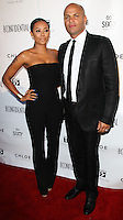 BEVERLY HILLS, CA, USA - JUNE 04: Mel B (Melanie Brown) and Stephen Belafonte arrive at the Los Angeles Confidential Magazine and cover star Robin Wright celebration of the magazine's Women Of Influence issue held at Sixty Hotel Beverly Hills on June 4, 2014 in Beverly Hills, California, United States. (Photo by Celebrity Monitor)