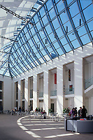 Peabody Essex Museum, Salem, MA.Moshe Safdie architect
