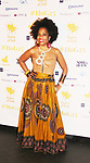Another World's Rhonda Ross - Hearts of Gold All That Glitters 25th Anniversary VIP Reception and Live Auction celebrating 25 years of support to New York City's homeless mothers and their children on November 7, 2019 at the 40/40 Club, New York City, New York.(Photo by Sue Coflin/Max Photos)