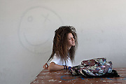"""17 years old in Nicosia"". It take part of a huge project about teenager in conflict area."