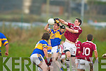 Tom Curran Dromid Pearses v  Kildangan in the Munster Junior Football Final at Moyvane on Sunday