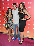 "Kourtney Kardashian ,Rob Kardashian & Khloe Kardashian at The 2009 US Weekly Annual ""Hot Hollywood"" Party held at the My House in Hollywood, California on April 22,2009                                                                     Copyright 2009 Debbie VanStory / RockinExposures"