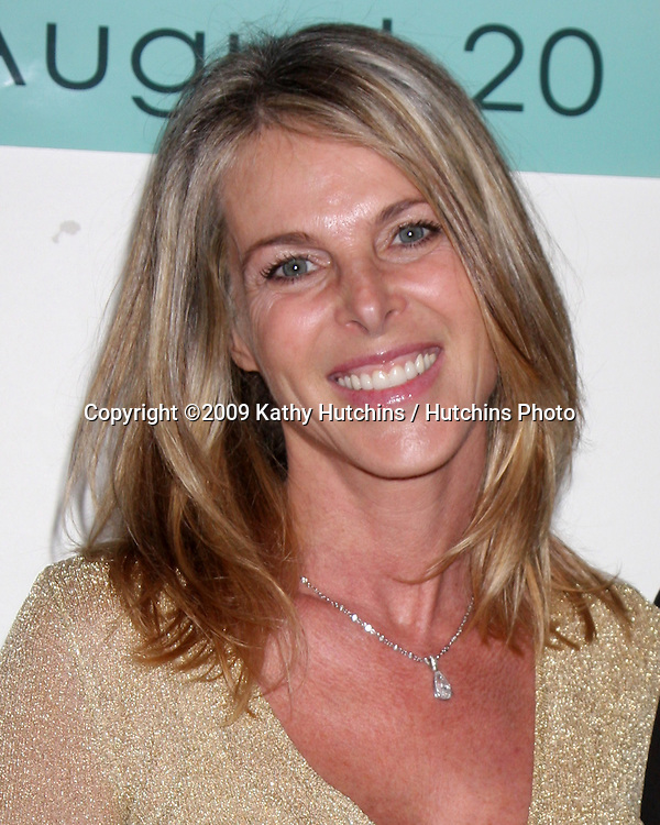 """Catherine Oxenberg   arriving at """"The Answer is You"""" PBS Television Special Taping at Club Nokia in LA Live, Los Angeles, CA on August 20, 2009.©2009 Kathy Hutchins / Hutchins Photo."""