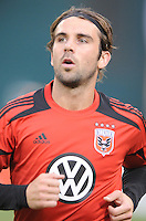 D.C. United defender Mike Chabala (6) D.C. United defeated The Chicago Fire 4-2 at RFK Stadium, Wednesday August 22, 2012.