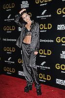 www.acepixs.com<br /> January 17, 2017  New York City<br /> <br /> Lexi Wood attending The World Premiere of 'Gold' at AMC Loews Lincoln Square 13 theater on January 17, 2017 in New York City.<br /> <br /> <br /> Credit: Kristin Callahan/ACE Pictures<br /> <br /> Tel: 646 769 0430<br /> Email: info@acepixs.com