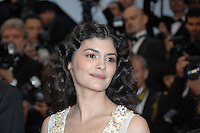 Audrey Tautou - 65th Cannes Film Festival closing ceremony.May 27th, 2012.