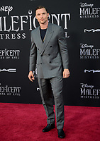 "LOS ANGELES, USA. September 30, 2019: Ed Skrein at the world premiere of ""Maleficent: Mistress of Evil"" at the El Capitan Theatre.<br /> Picture: Jessica Sherman/Featureflash"