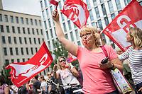 2017/07/11 Berlin | GEW-Protest | Grundschullehrer