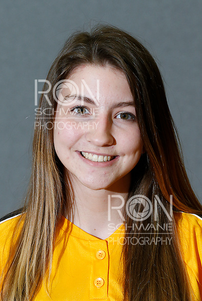 2018 Black River Softball - Christina Miller