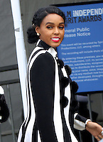 www.acepixs.com<br /> <br /> February 25 2017, Santa Monica<br /> <br /> Janelle Monae arriving at the 2017 Film Independent Spirit Awards at the Santa Monica Pier on February 25, 2017 in Santa Monica, California<br /> <br /> By Line: Nancy Rivera/ACE Pictures<br /> <br /> <br /> ACE Pictures Inc<br /> Tel: 6467670430<br /> Email: info@acepixs.com<br /> www.acepixs.com
