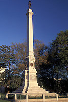 Raleigh, NC, North Carolina, Confederate Memorial on the grounds of the North Carolina State Capitol in Raleigh.