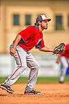 2 March 2013: Washington Nationals infielder Anthony Rendon in action during a Spring Training game against the St. Louis Cardinals at Roger Dean Stadium in Jupiter, Florida. The Nationals defeated the Cardinals 6-2 in their first meeting since the NLDS series in October of 2012. Mandatory Credit: Ed Wolfstein Photo *** RAW (NEF) Image File Available ***