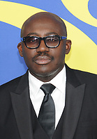 BROOKLYN, NY - JUNE 4: Edward Enninful at the 2018 CFDA Fashion Awards at the Brooklyn Museum in New York City on June 4, 2018. <br /> CAP/MPI/JP<br /> &copy;JP/MPI/Capital Pictures