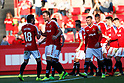 Soccer : Liga 1|2|3 2017-18 : Club Gimnastic de Tarragona 1-2 Real Oviedo